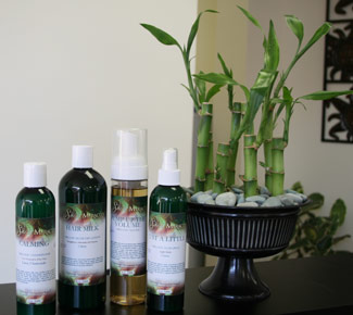 all natural hair care